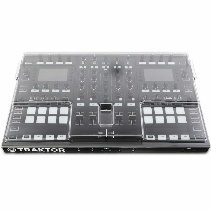 DECKSAVER - Decksaver Native Instruments Kontrol S8 Cover (smoked clear)