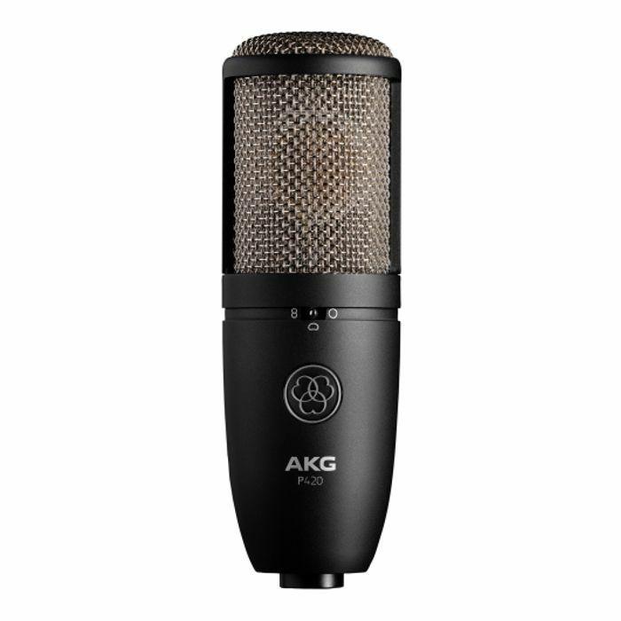 AKG - AKG Project Studio Line P420 Condenser Microphone