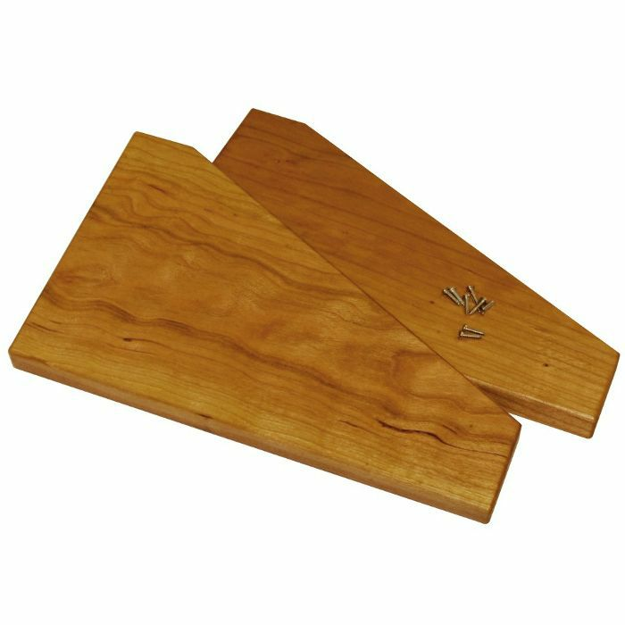 PITTSBURGH MODULAR - Pittsburgh Modular Double Row Cherry Wood Sides For Desktop Cases
