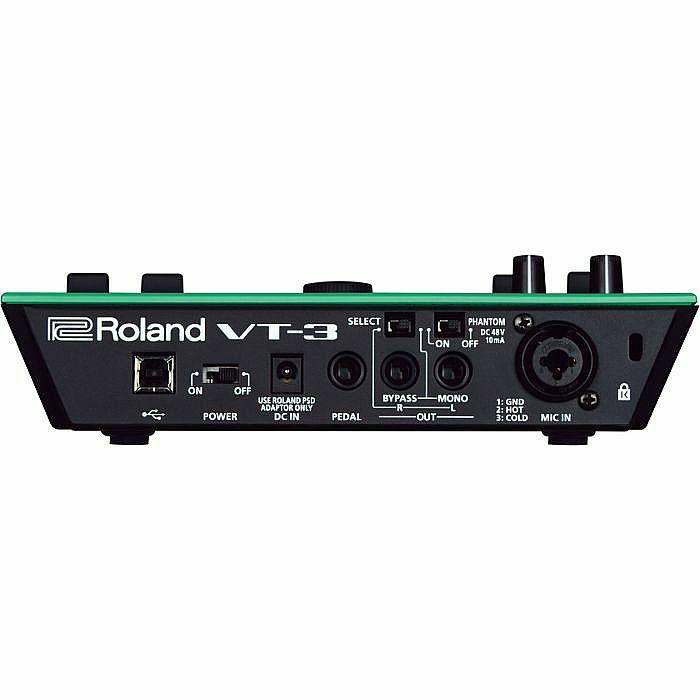 ROLAND/DECKSAVER - Roland Aira VT3 Voice Transformer + Decksaver Cover (smoked clear) (REDUCED PRICE BUNDLE)