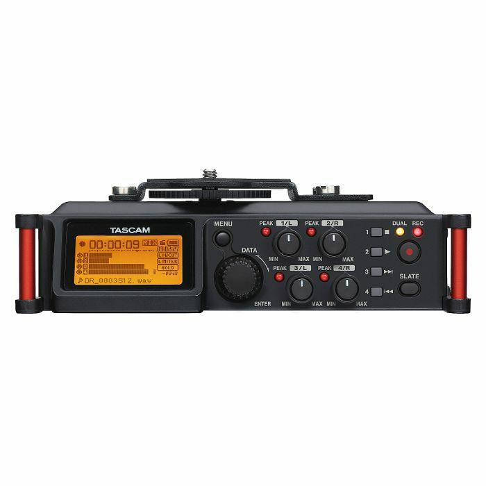 TASCAM - Tascam DR 70D Portable Recorder For DSLR Cameras