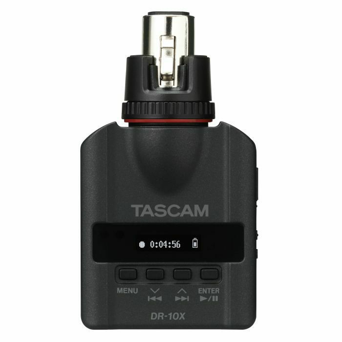 TASCAM - Tascam DR 10X Micro Linear PCM Recorder
