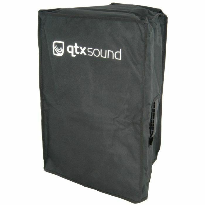 QTX - QTX QR12 Slip Cover For QR12 QR12A & QR12PA Speaker (single)