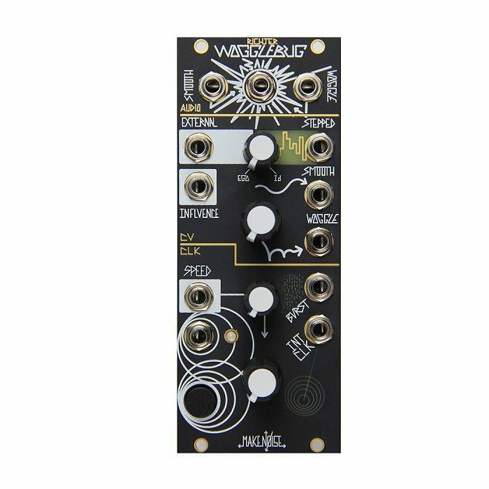 MAKE NOISE - Make Noise Richter Wogglebug Random Voltage Generator Module