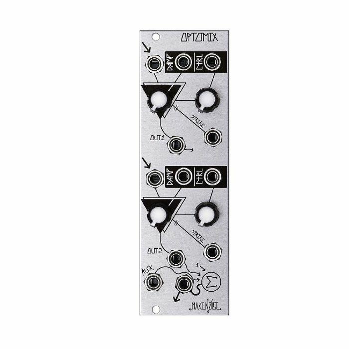 MAKE NOISE - Make Noise Optomix Dual Low Pass Gate Module (rev 2)