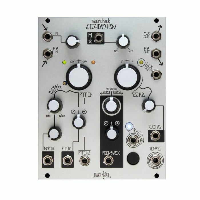 MAKE NOISE - Make Noise Echophon DSP Pitch Shifting Echo Module
