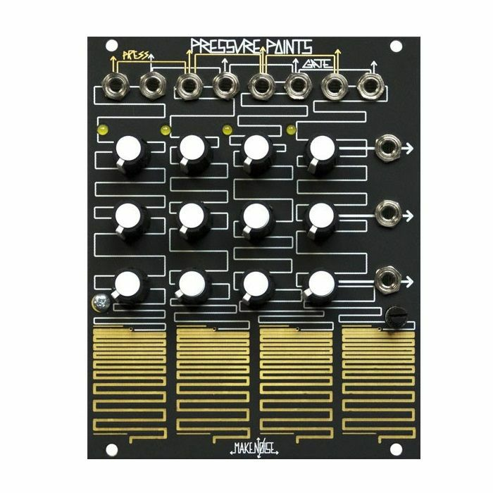 MAKE NOISE - Make Noise Pressure Points Analog Sequencer Touch Controller Module