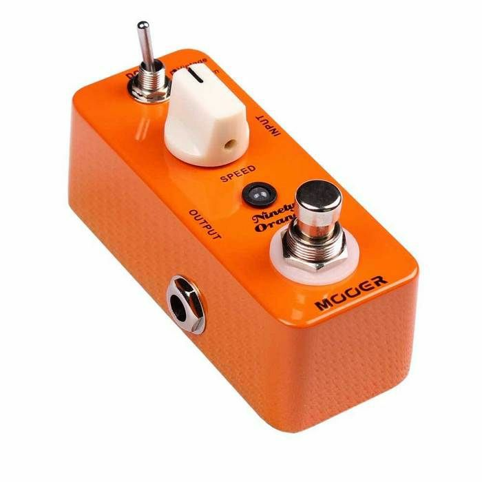 MOOER - Mooer Ninety Orange Analog Phaser Pedal