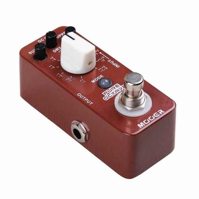 MOOER - Mooer Pure Octave Pedal