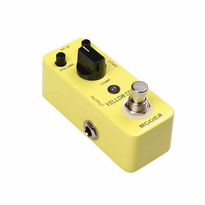 MOOER - Mooer Yellow Comp Optical Compressor Pedal