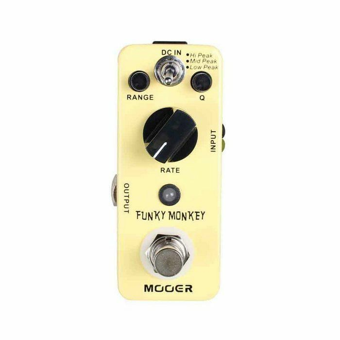 MOOER - Mooer Funky Monkey Digital Autowah Pedal