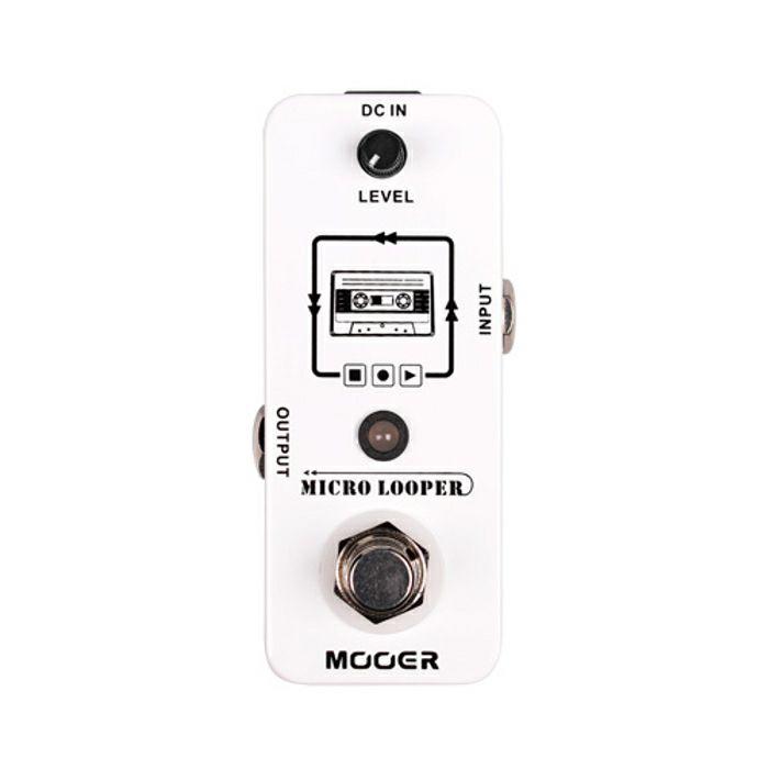 MOOER - Mooer Micro Looper Pedal