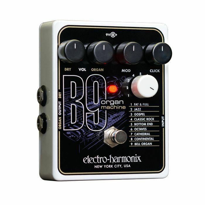 ELECTRO HARMONIX - Electro Harmonix B9 Organ Machine Pedal