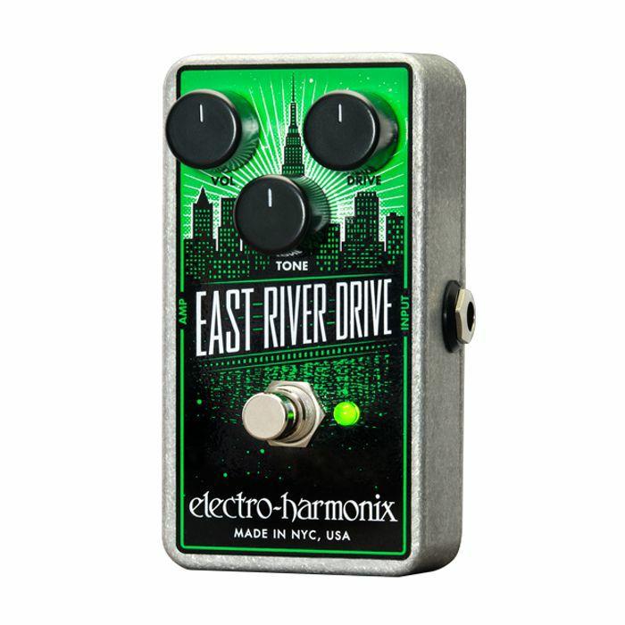 ELECTRO HARMONIX - Electro Harmonix East River Drive Overdrive Pedal