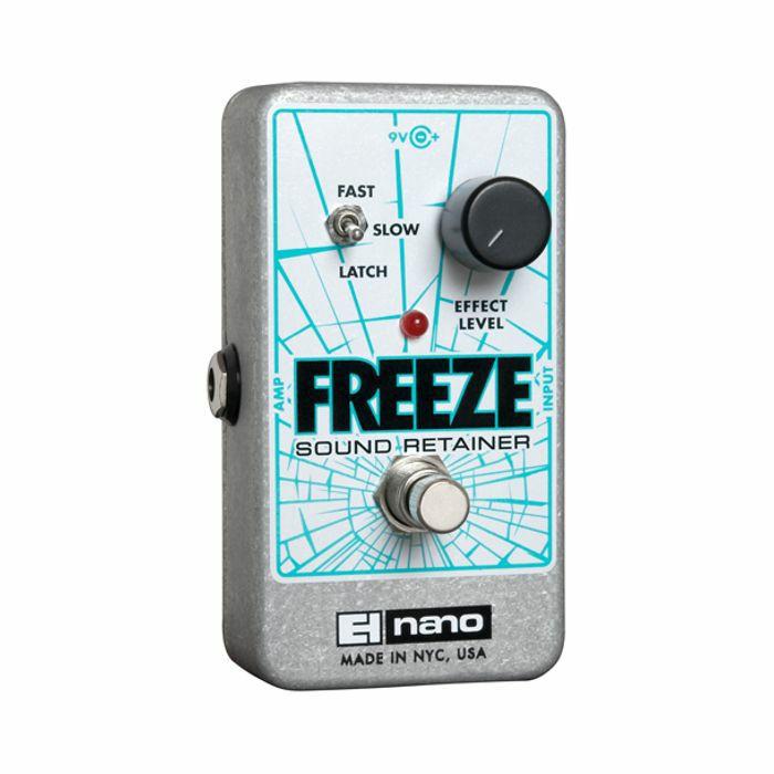 ELECTRO HARMONIX - Electro Harmonix Freeze Sound Retainer Pedal