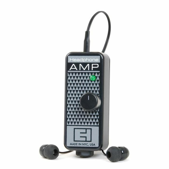 ELECTRO HARMONIX - Electro Harmonix Headphone Amp Personal Practice Amplification