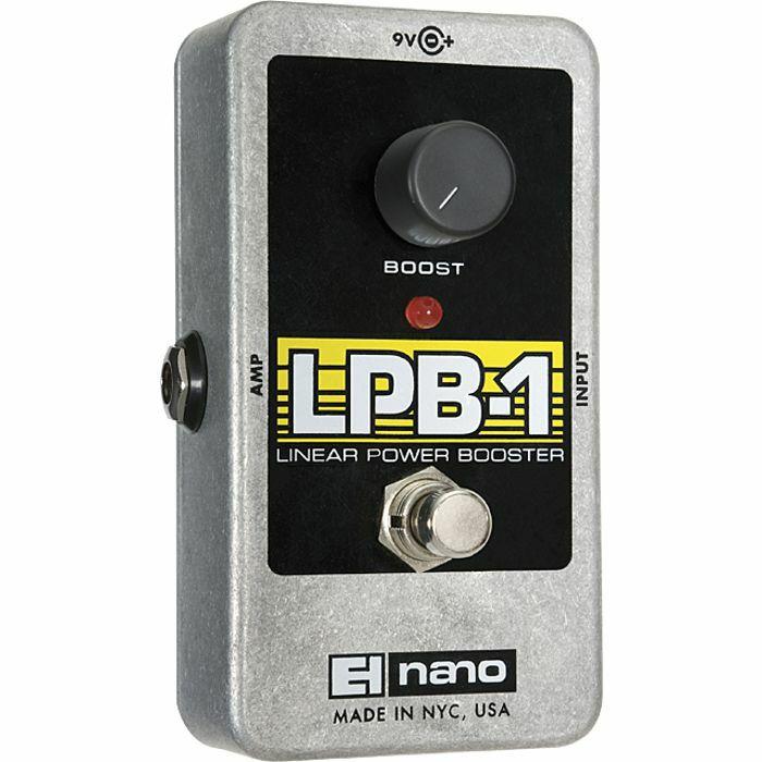 ELECTRO HARMONIX - Electro Harmonix LPB1 Linear Power Booster Preamp Pedal
