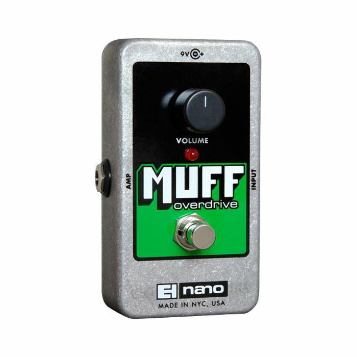 ELECTRO HARMONIX - Electro Harmonix Muff Overdrive Fuzz Pedal