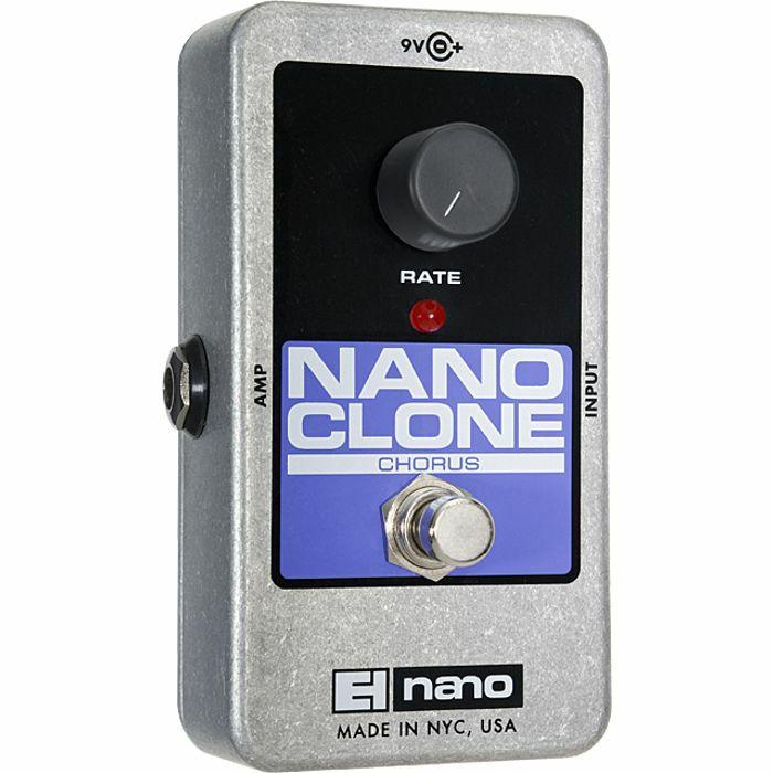 ELECTRO HARMONIX - Electro Harmonix Nano Clone Analog Chorus Pedal