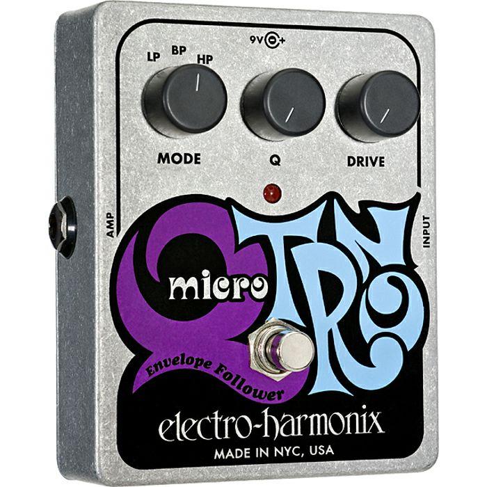 ELECTRO HARMONIX - Electro Harmonix Micro Q Tron Envelope Filter Pedal