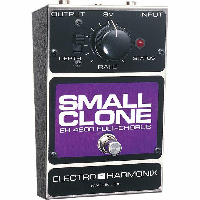 ELECTRO HARMONIX - Electro Harmonix Small Clone Analog Chorus Pedal