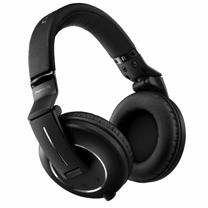 PIONEER - Pioneer HDJ2000 MK2 DJ Headphones (black)