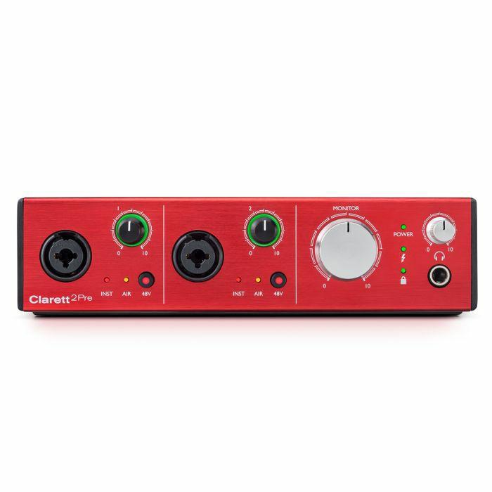 FOCUSRITE - Focusrite Clarett 2 Pre Audio Interface