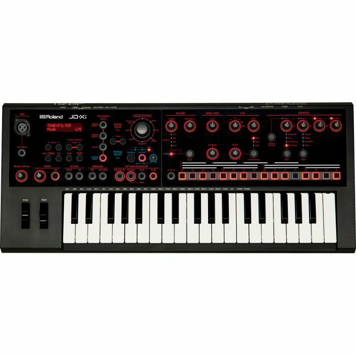 ROLAND - Roland JD Xi Analog/Digital Crossover Synthesizer