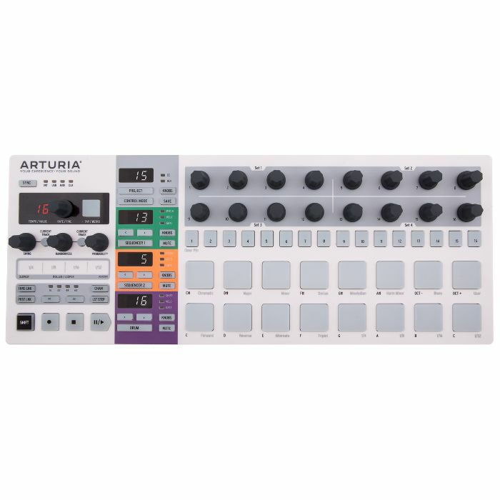 ARTURIA - Arturia BeatStep Pro Controller & Performance Sequencer