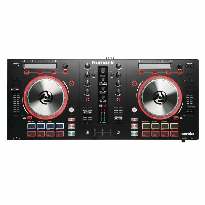 NUMARK - Numark Mixtrack Pro 3 DJ Controller With Serato DJ Intro Software