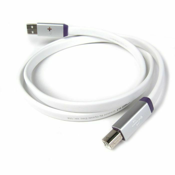 NEO - Neo d+ USB Class S Cable (white/purple, 3.0m)
