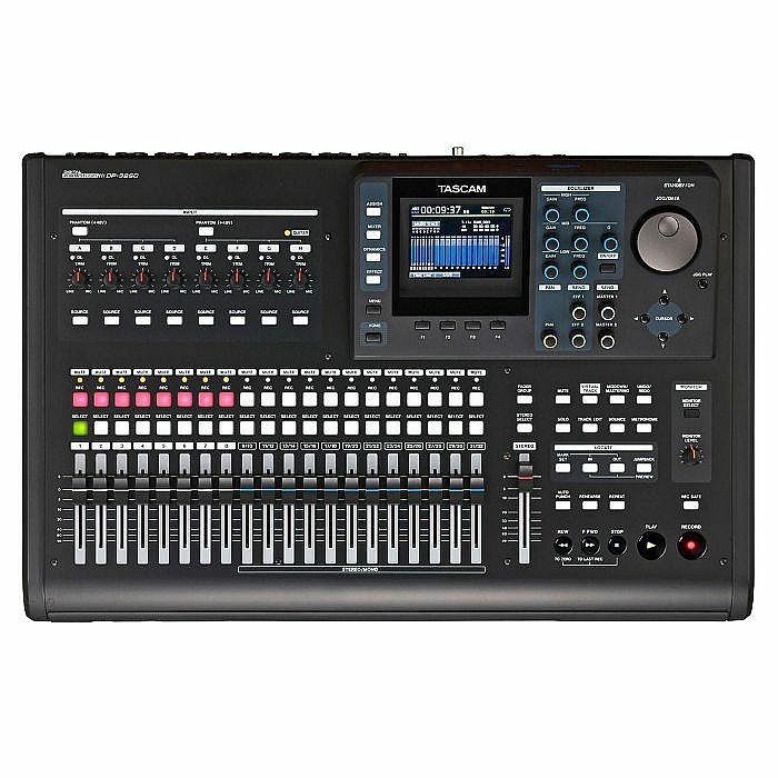 TASCAM - Tascam DP 32SD Digital Portastudio (B-STOCK)
