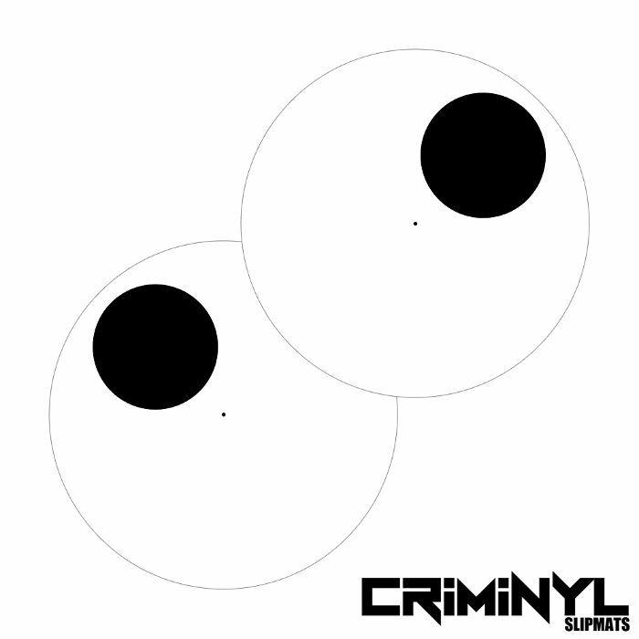 CRIMINYL - Criminyl Crazy Eyes 12