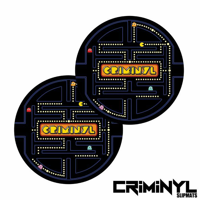 CRIMINYL - Criminyl Pacmania 12