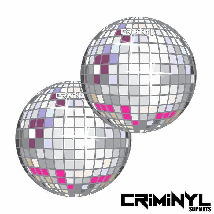 "CRIMINYL - Criminyl Disco 7"" Slipmats (pair)"