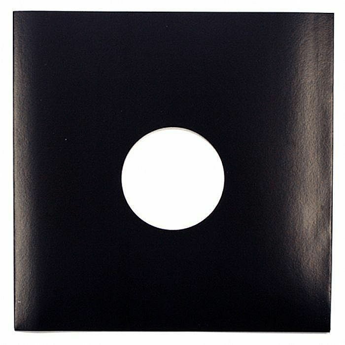 "SENOL PRINTING - Senol Printing 12"" Black Discobag Record Sleeve (pack of 10)"
