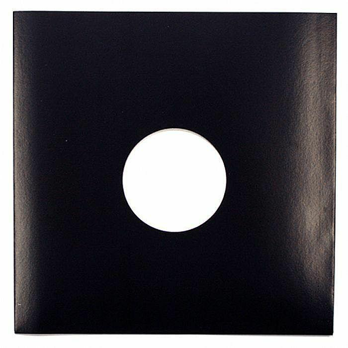 "SENOL PRINTING - Senol Printing 12"" Black Discobag Record Sleeve (pack of 25)"