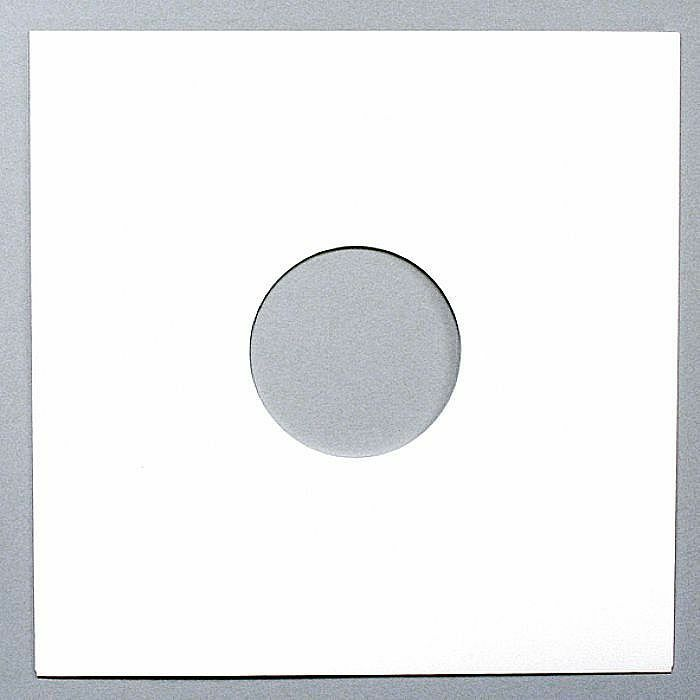 "SENOL PRINTING - Senol Printing 12"" White Discobag Record Sleeves (pack of 10)"