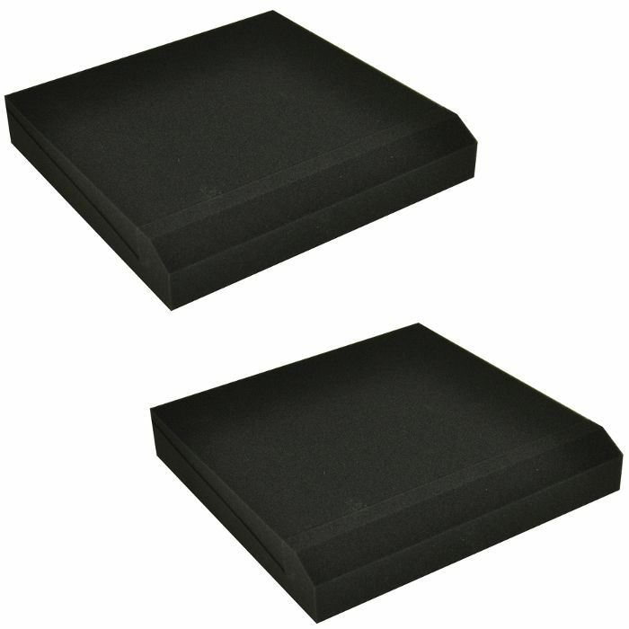 NEW JERSEY SOUND - New Jersey Sound Acoustic Isolation Multi Angle Monitor Speaker Pads (pair, large)