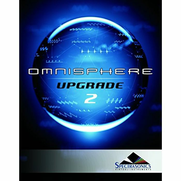 SPECTRASONICS - Spectrasonics Omnisphere 2.0 Power Synth Virtual Instrument Upgrade Software