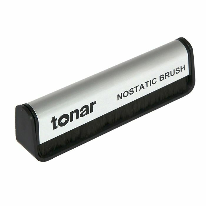 TONAR Tonar Nostatic Carbon Fibre Record Cleaning Brush vinyl at
