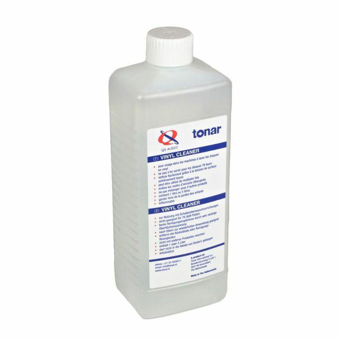 TONAR - Tonar QS Vinyl Cleaning Fluid For Record Cleaning Machines (1L)