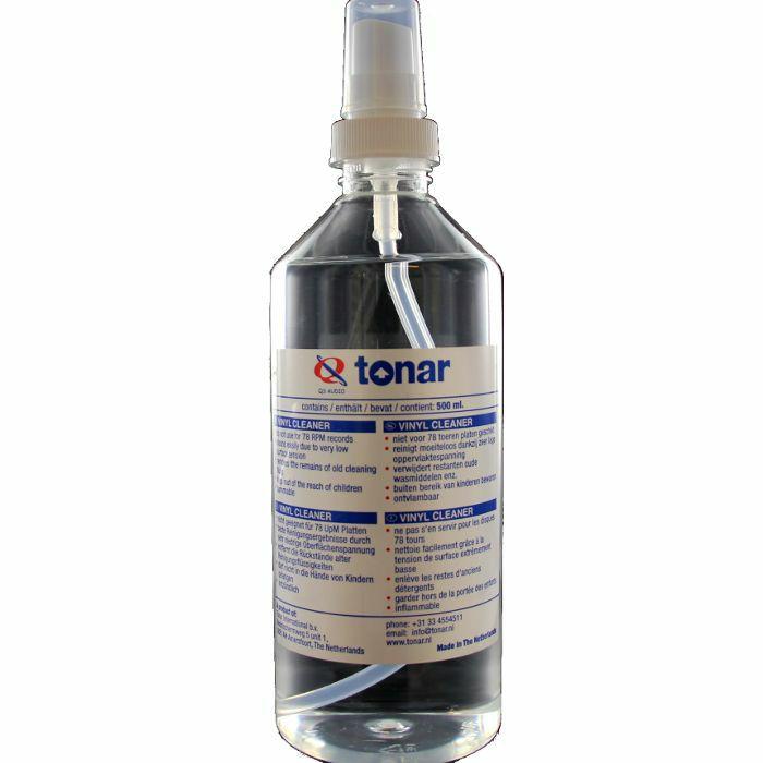 TONAR - Tonar QS Vinyl Spray Cleaning Fluid (500ml)