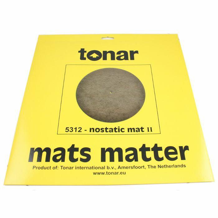 TONAR - Tonar Nostatic II Turntable Mat