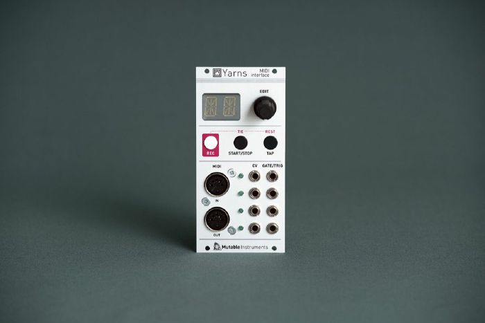 MUTABLE INSTRUMENTS - Mutable Instruments Yarns MIDI Interface Eurorack Module