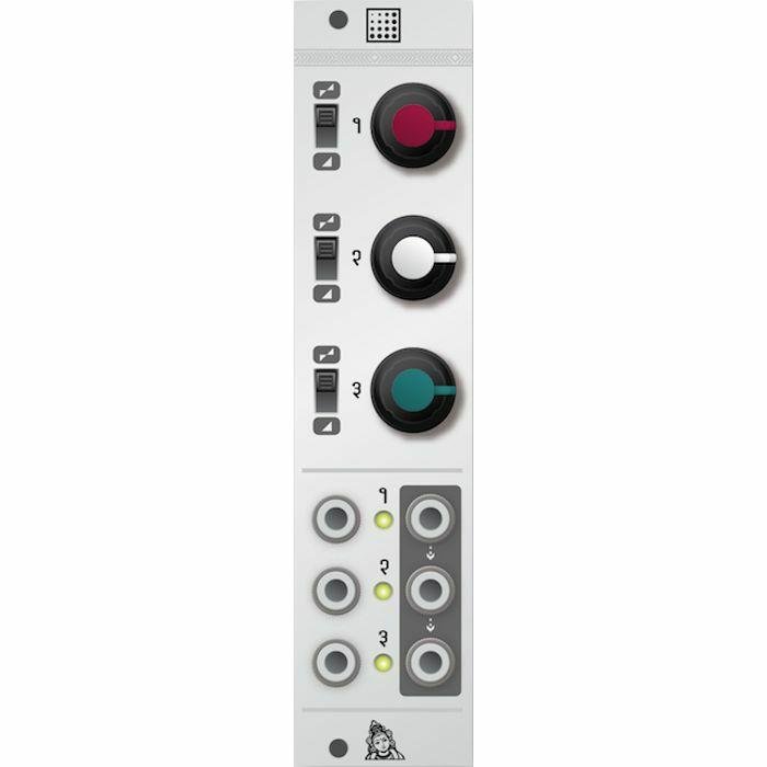 MUTABLE INSTRUMENTS - Mutable Instruments Shades Mixer Offset Attenuverter Eurorack Module