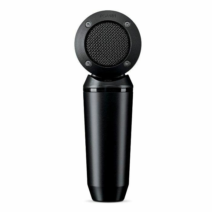 SHURE - Shure PGA181 XLR Side Address Cardioid Condenser Microphone