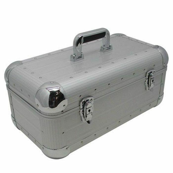 ZOMO - Zomo RS250 XT 7 Inch 45 Record Case (silver)
