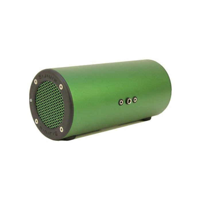 MINIRIG - Minirig Portable Rechargeable Subwoofer (green)