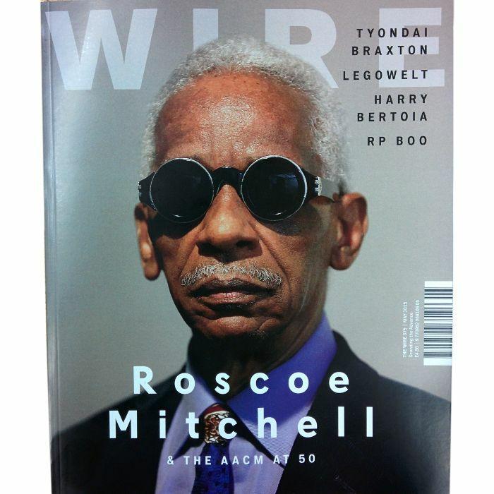 WIRE MAGAZINE - Wire Magazine: May 2015 Issue #375